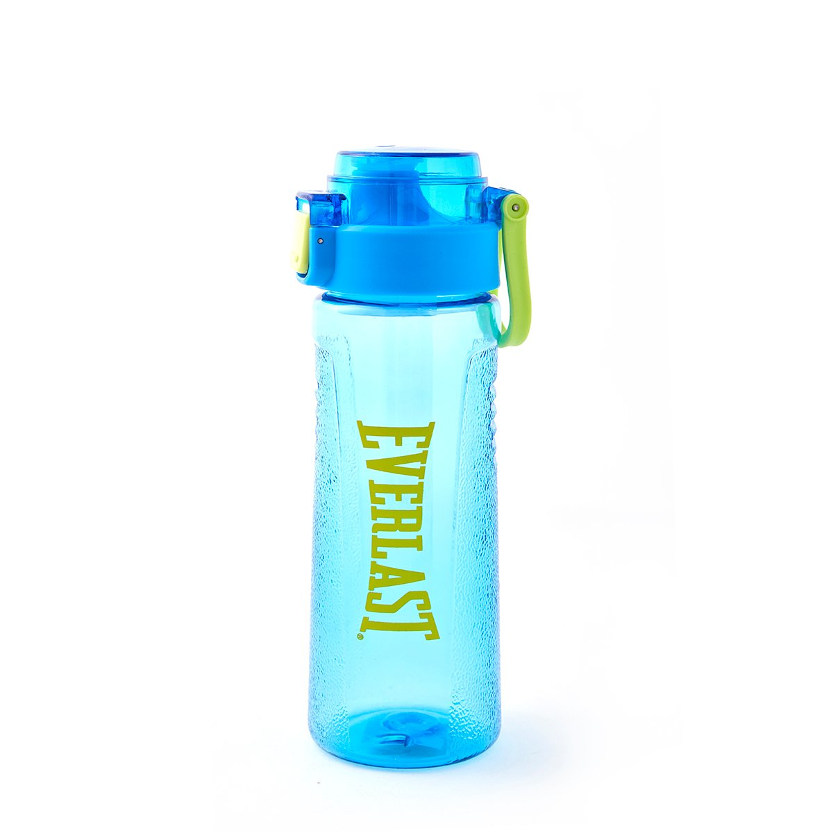 Botella transparente