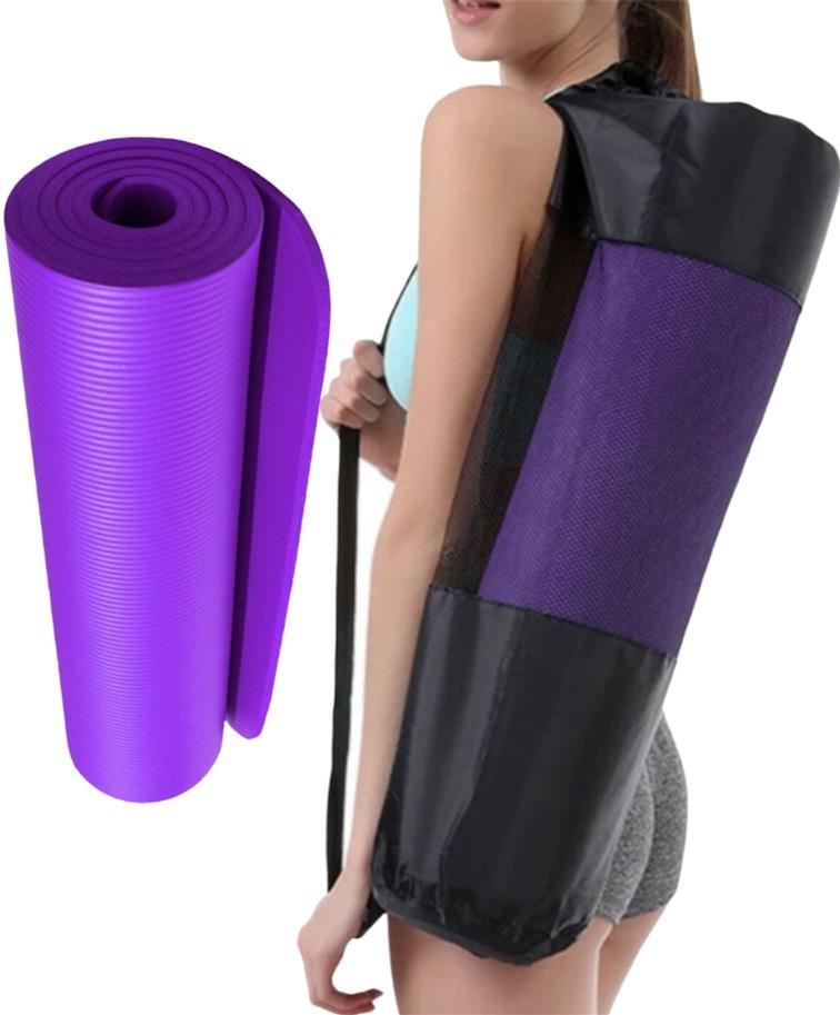 Yoga matt 1cm c/Bolso