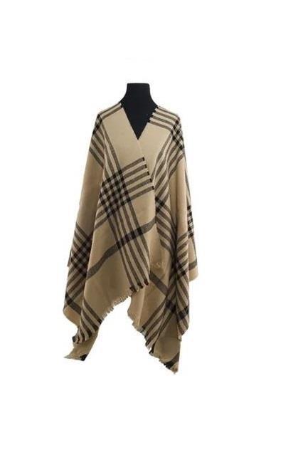 Manton Premium Estampado Camel