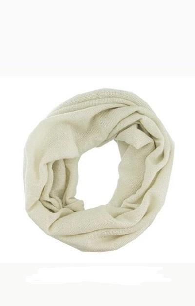 Cuellos de lana Liso